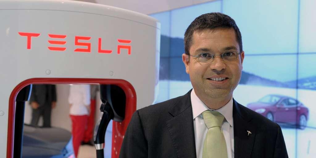 Elon Musk nomme Jérôme Guillen à la tête de Tesla
