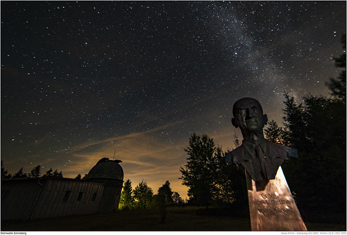 MilkyWay at Observatory Sonneberg