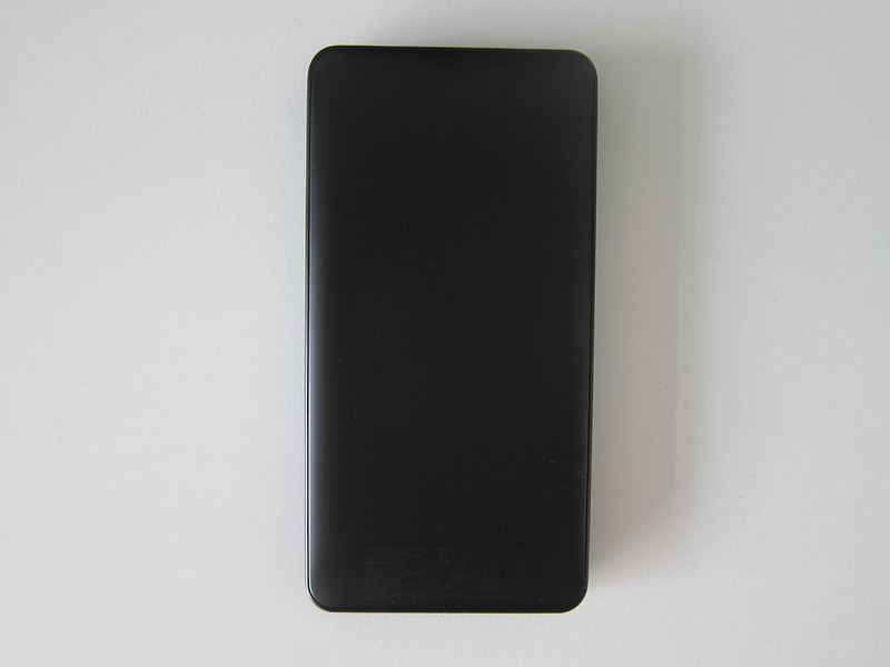 Belkin Pocket Power 10K Power Bank - Back