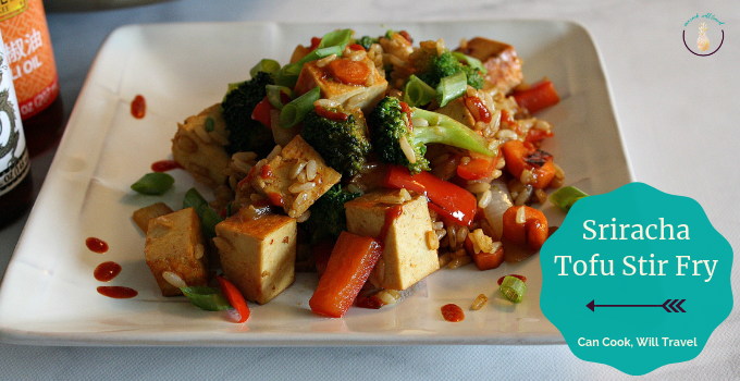 Spicy Asian Tofu Stir Fry