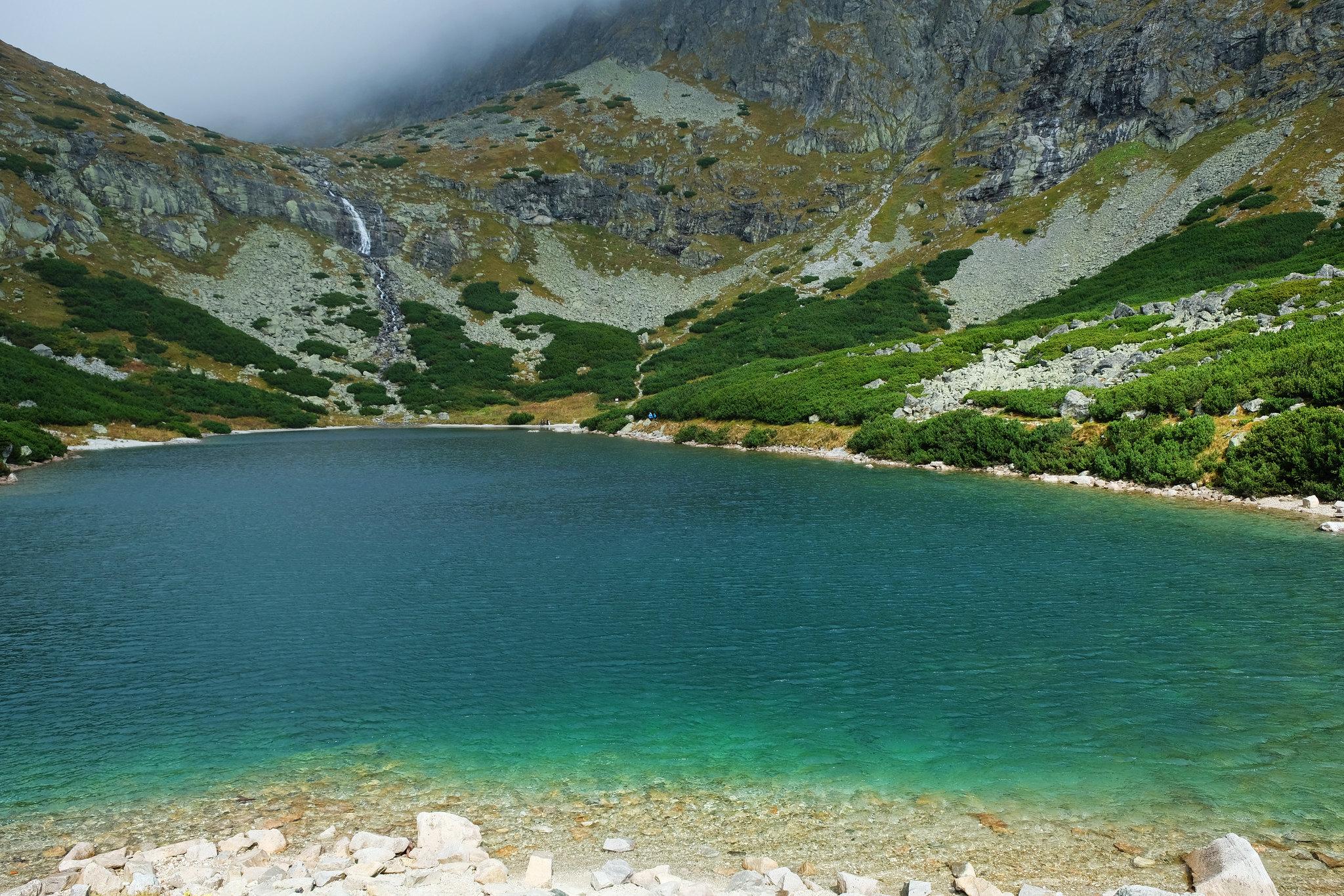 Velické pleso, High Tatras