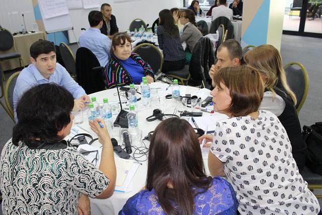 Configurarea mecanismului de interacțiune a Primăriei Chișinău cu comunitatea persoanelor cu necesități speciale în vederea asigurării accesibilității la spațiile și serviciile publice.