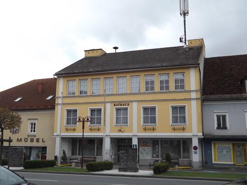 Rathaus, Bad St. Leonhard im Lavanttal, Austria