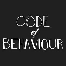 code of behaviour