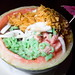 Watermelon cendol, Fat Rice at Chefs Club, Mulberry St, Manhattan by Eating In Translation