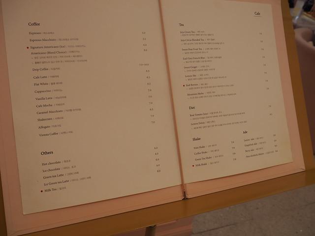 P6168291 STYLENANDA(スタイルナンダ) pink pool cafe(ピンクプールカフェ) 핑크풀카페 弘大 ソウルカフェ ひめごと