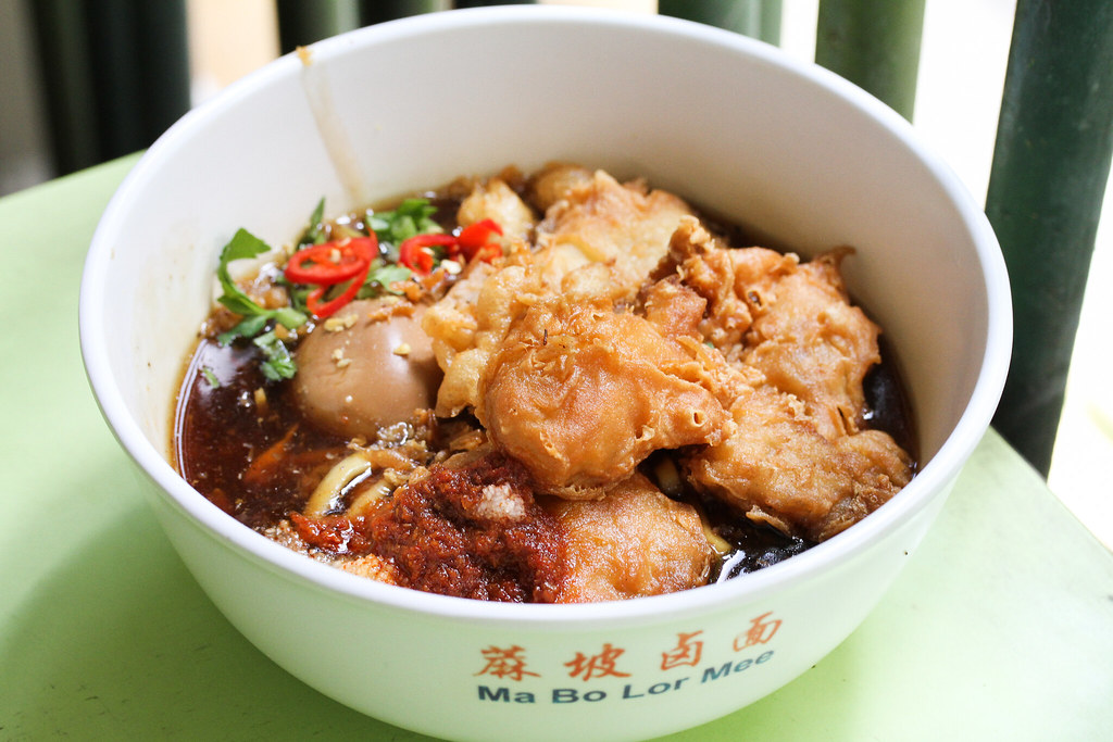 Ma Bo Lor Mee – Popular & Affordable Lor Mee in Chinatown - Miss ...