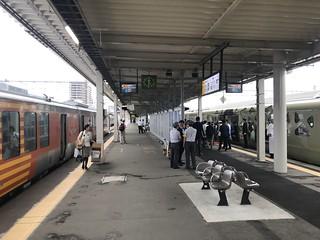 TRAIN SUITE SHIKI-SHIMA, 四季島とリゾートあすなろ四季島号