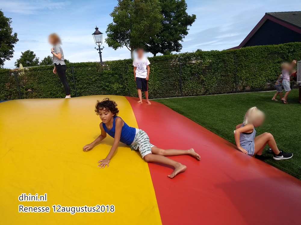 Renesse day 2 - 12 augustus 2018