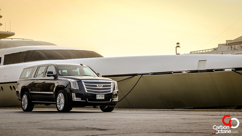 Cadillac Escalade ESV Platinum 2018 Review