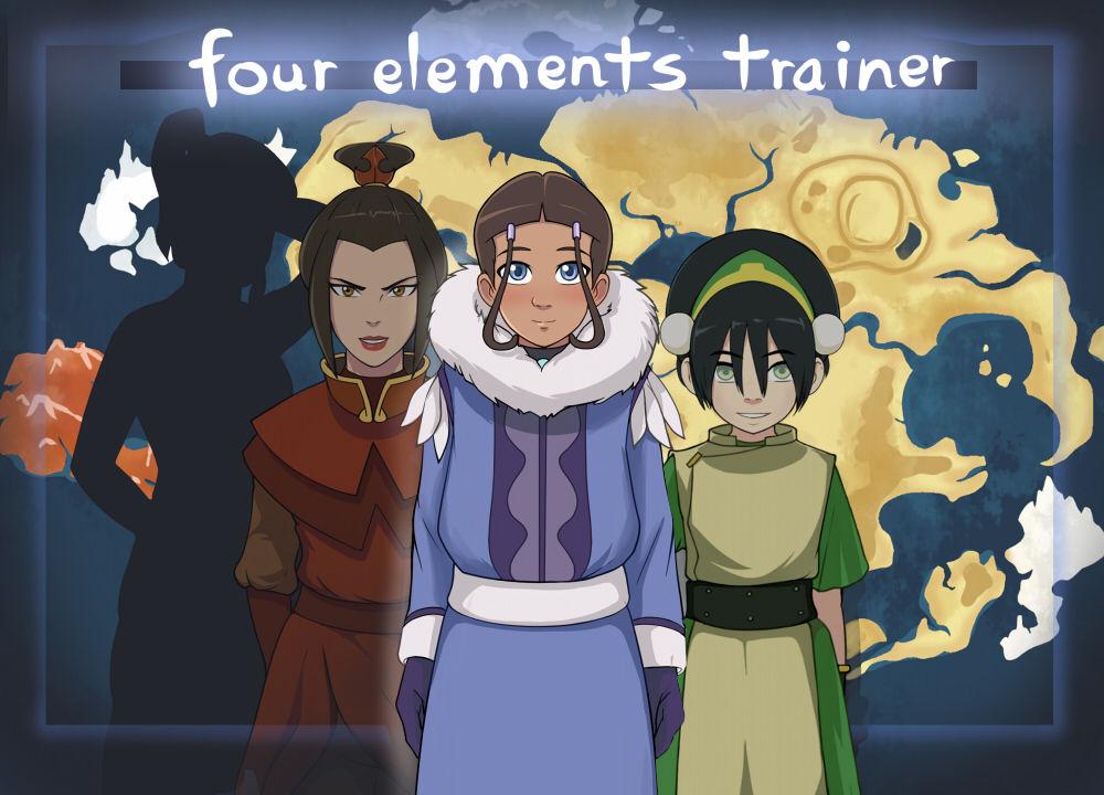 Four Elements Trainer (Update v0.9.6d)