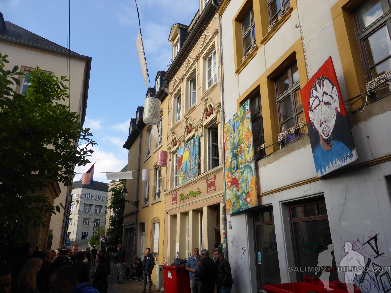 132. Barrio alto, Luxemburgo