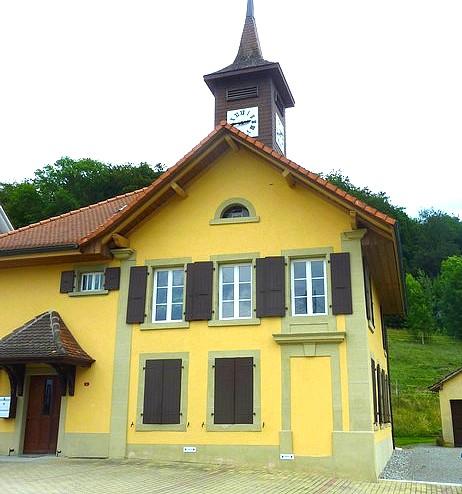 Marnand - Salle du collège