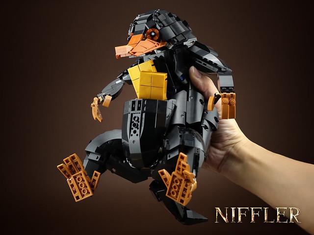 LEGO Fantastic Beasts Niffleur
