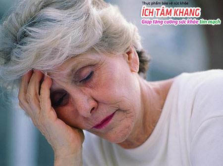 Ở người già các dấu hiệu bệnh mạch vành thường khó có thể nhận biết