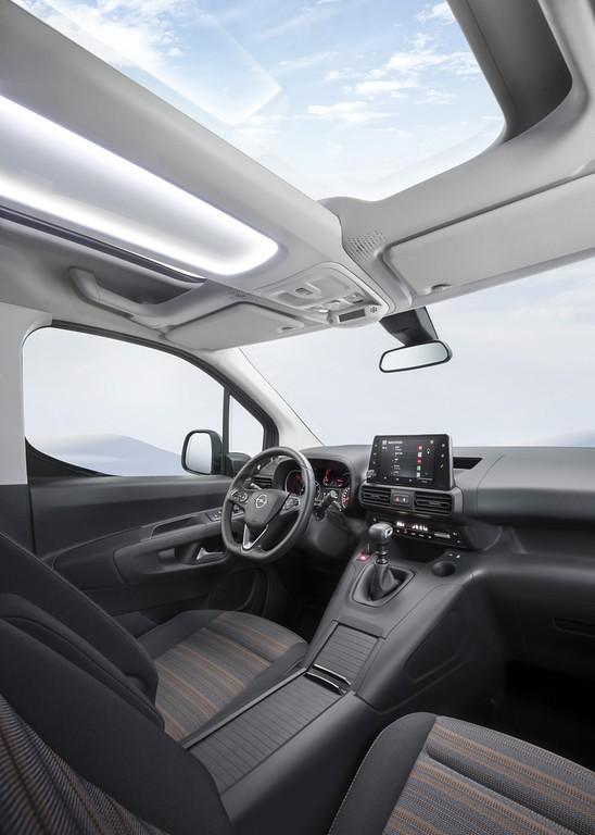 Opel Combo Life, Combo Cargo 5