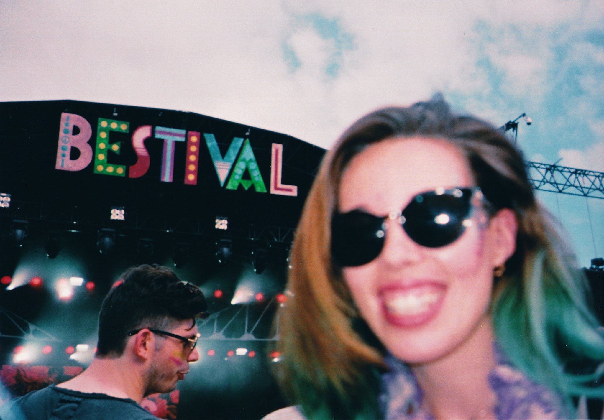 Bestival 2018 | blog review | music festival | plantsandgoodvibes | Bestival logo Dani