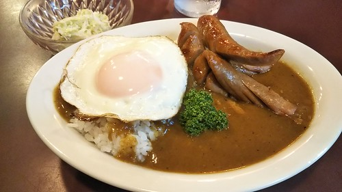 ベンガル ジャーマン・エッグ・ポーク・カリー