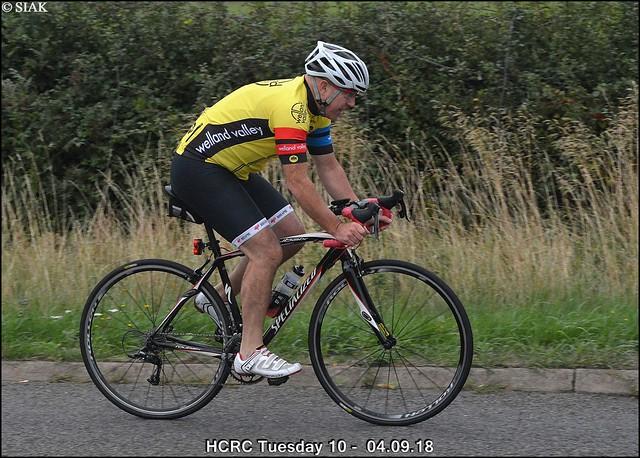 Hinckley CRC Tuesday Night 10 – 04.09.18