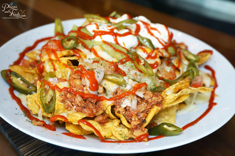 jigger and shaker nachos