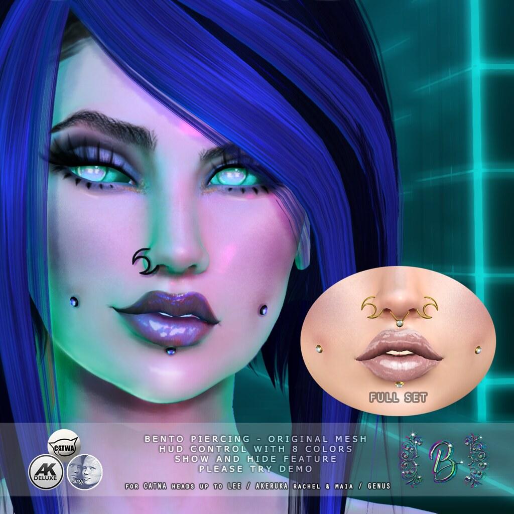 Aradia Piercing @ eBento - TeleportHub.com Live!