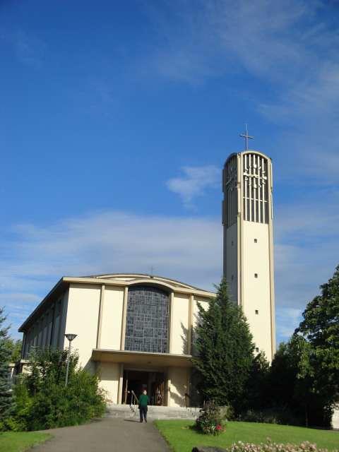 Notre-Dame de la paix, illkirch