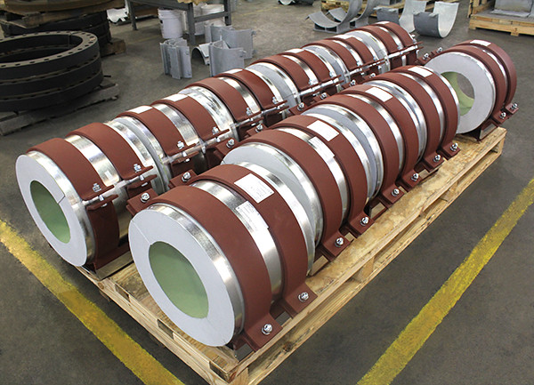 Over 100 Cryogenic Pipe Supports Designed for a Nitrogen Facility in Colorado