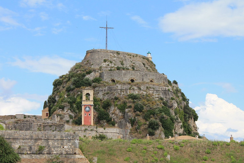 Крепость Корфу