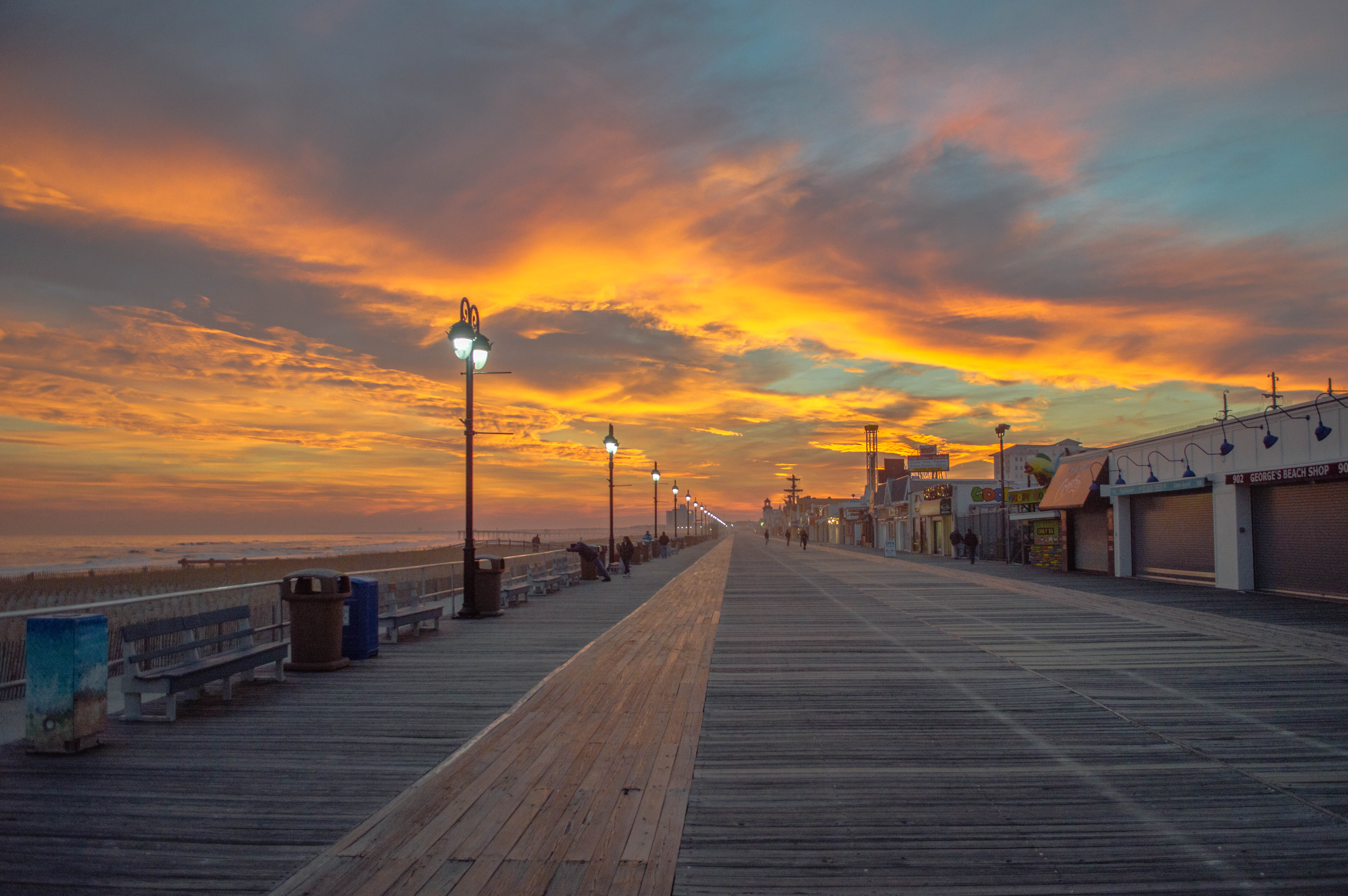 Ocean City, NJ: Boardwalks, Beaches, and Dole Whips at