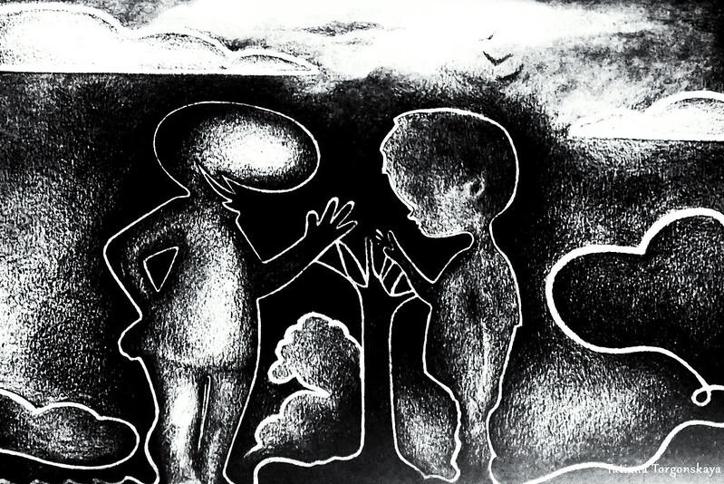 Рисунок  Орельен Бодины