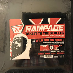 RAMPAGE:TAKE IT TO THE STREETS(JACKET A)