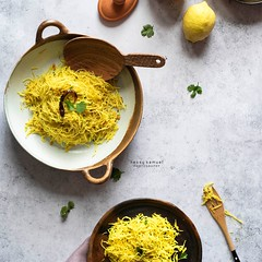 Brown Rice Lemon Vermicelli