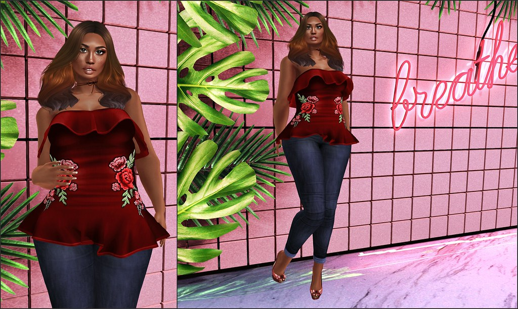 Designer Showcase - September  - Look 2