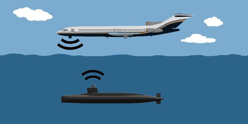 Les émissions eau-air révolutionneront la recherche marine