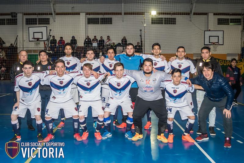 Torneo Apertura 2018 [Futsal] Victoria C vs Defensa y Justicia - 16/09/18