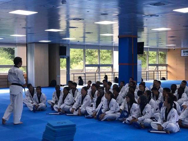 180917_ODA_Kukkiwon_Global Master Program