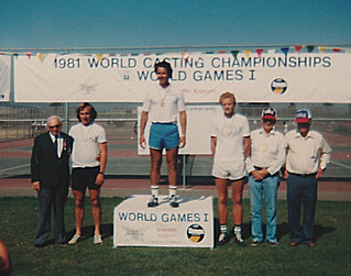 1981 TWG Sports Casting Medal 1