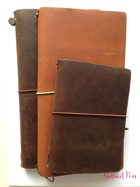 Midori Traveler's Notebook Leather Journal Covers 11