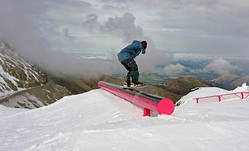 Patrick Rauter - Bs Nosepress Bs 180 out - Mt. Hutt NZ - Bianca Klausner Lq