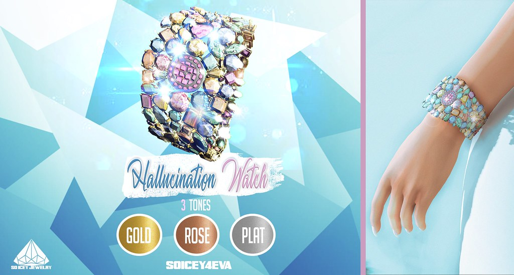 💎SOICEY4EVA💎  ☔️Hallucination Watch💦 Now Available! - TeleportHub.com Live!