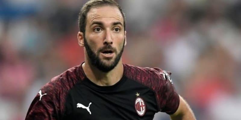 Kessie: AC Milan membutuhkan mentalitas Higuain