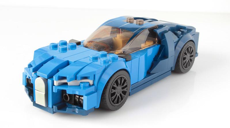 LEGO Bugatti Chiron MOC