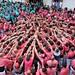 Diada Castellera del 70è. Aniversari dels Castellers de Vilafranca del Penedès