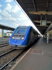 TER 61436 ARGENTON SUR CREUSE A ORLEANS