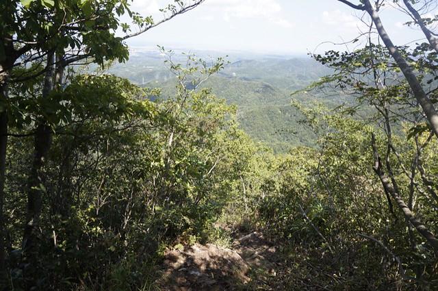 Attack he Mt. KURAKAKEYAMA