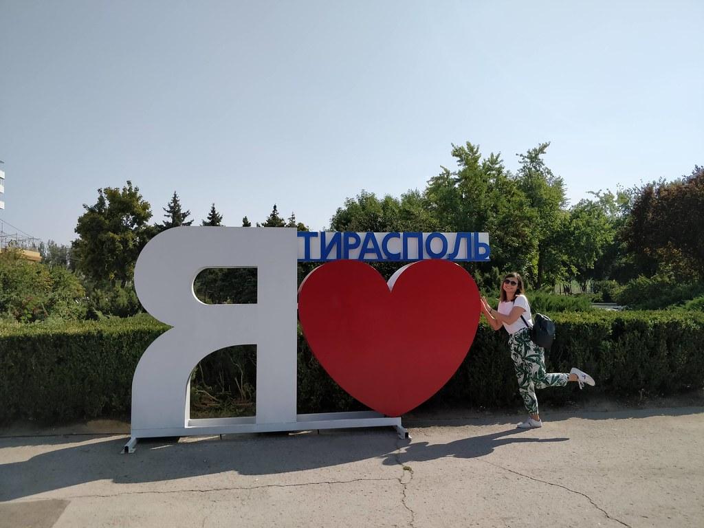 In Transnistria