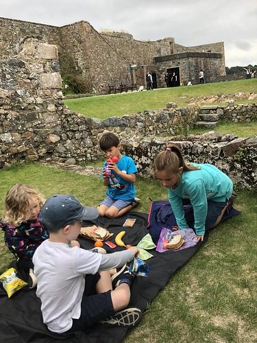 Castle Cornet day out