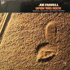 JOE FARRELL:UPON THIS ROCK(JACKET A)