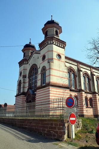 Synagoge in Soultz-sous-Forêts