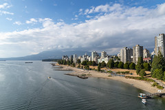 Scenic View of Vancouver